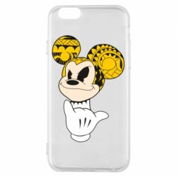 Чехол для iPhone 6/6S Cool Mickey Mouse - FatLine