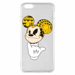 Чехол для iPhone 6 Plus/6S Plus Cool Mickey Mouse - FatLine