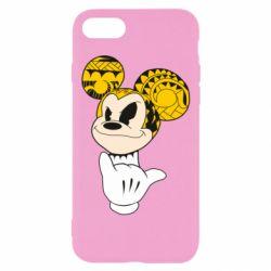 Чехол для iPhone 7 Cool Mickey Mouse - FatLine