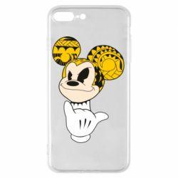 Чехол для iPhone 7 Plus Cool Mickey Mouse - FatLine
