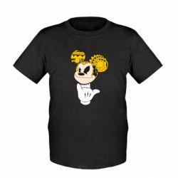Детская футболка Cool Mickey Mouse - FatLine