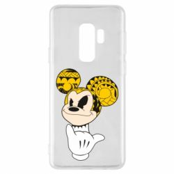 Чехол для Samsung S9+ Cool Mickey Mouse - FatLine
