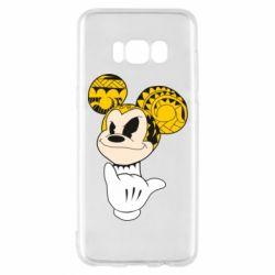 Чехол для Samsung S8 Cool Mickey Mouse - FatLine