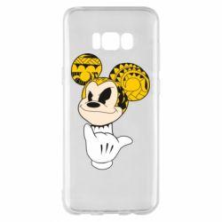 Чехол для Samsung S8+ Cool Mickey Mouse - FatLine