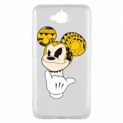 Чехол для Huawei Y6 Pro Cool Mickey Mouse - FatLine