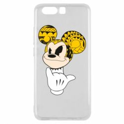 Чехол для Huawei P10 Cool Mickey Mouse - FatLine