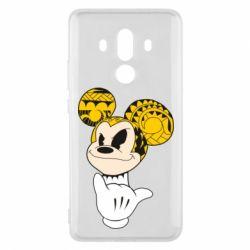 Чехол для Huawei Mate 10 Pro Cool Mickey Mouse - FatLine