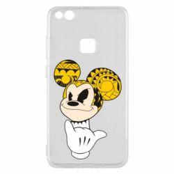 Чехол для Huawei P10 Lite Cool Mickey Mouse - FatLine