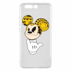 Чехол для Huawei P10 Plus Cool Mickey Mouse - FatLine