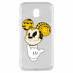 Чехол для Samsung J3 2017 Cool Mickey Mouse - FatLine