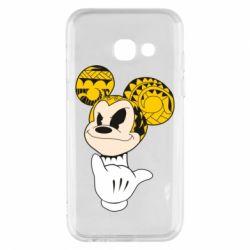 Чехол для Samsung A3 2017 Cool Mickey Mouse - FatLine