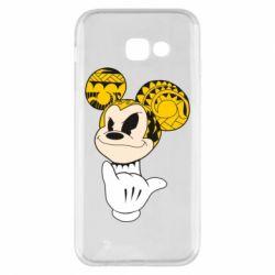 Чехол для Samsung A5 2017 Cool Mickey Mouse - FatLine