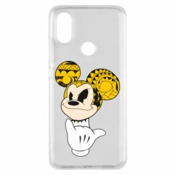Чехол для Xiaomi Mi A2 Cool Mickey Mouse - FatLine