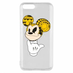 Чехол для Xiaomi Mi6 Cool Mickey Mouse - FatLine
