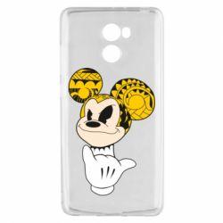 Чехол для Xiaomi Redmi 4 Cool Mickey Mouse - FatLine