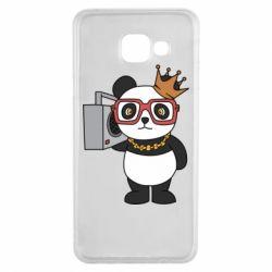 Чохол для Samsung A3 2016 Cool panda