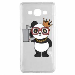 Чохол для Samsung A5 2015 Cool panda