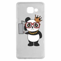 Чохол для Samsung A5 2016 Cool panda
