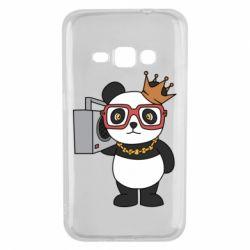 Чохол для Samsung J1 2016 Cool panda