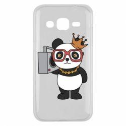 Чохол для Samsung J2 2015 Cool panda