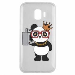 Чохол для Samsung J2 2018 Cool panda