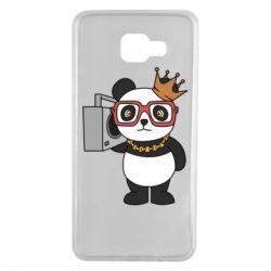 Чохол для Samsung A7 2016 Cool panda