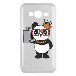 Чохол для Samsung J3 2016 Cool panda