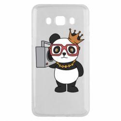 Чохол для Samsung J5 2016 Cool panda