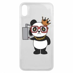 Чохол для iPhone Xs Max Cool panda