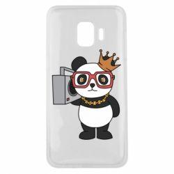 Чохол для Samsung J2 Core Cool panda