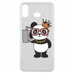 Чохол для Samsung A6s Cool panda