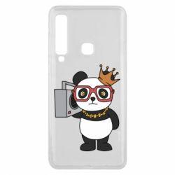 Чохол для Samsung A9 2018 Cool panda