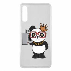 Чохол для Samsung A7 2018 Cool panda