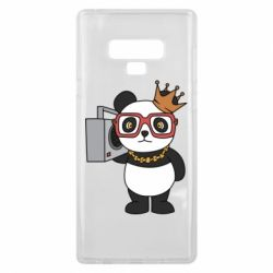 Чохол для Samsung Note 9 Cool panda