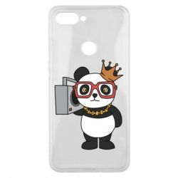 Чохол для Xiaomi Mi8 Lite Cool panda