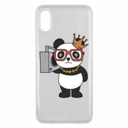 Чохол для Xiaomi Mi8 Pro Cool panda
