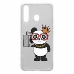 Чохол для Samsung A60 Cool panda