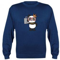 Реглан (світшот) Cool panda