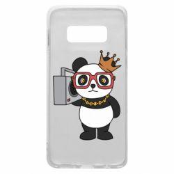 Чохол для Samsung S10e Cool panda