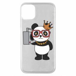 Чохол для iPhone 11 Pro Cool panda
