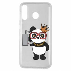 Чохол для Samsung M30 Cool panda