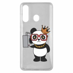 Чохол для Samsung M40 Cool panda