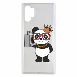 Чохол для Samsung Note 10 Plus Cool panda