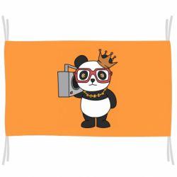 Прапор Cool panda