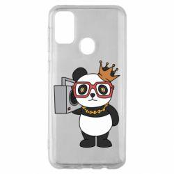 Чохол для Samsung M30s Cool panda