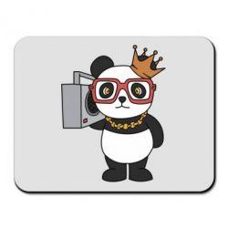 Килимок для миші Cool panda