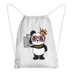 Рюкзак-мішок Cool panda