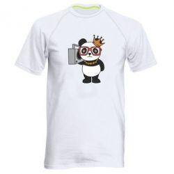 Чоловіча спортивна футболка Cool panda