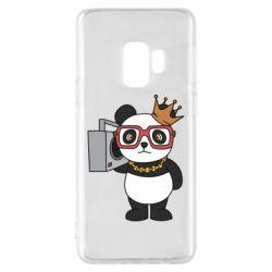 Чохол для Samsung S9 Cool panda