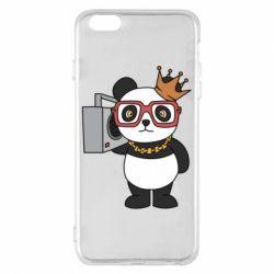 Чохол для iPhone 6 Plus/6S Plus Cool panda